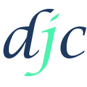 djc initials